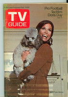 1970 TV Guide Sep 19 Mary Tyler Moore Show (First Cover) Eastern Illinois edition Excellent  [Sm tape on binding, label removed; ow very clean]