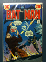 BATMAN #248 Death-Knell for a Traitor Apr 73 Very Good to Fine Lt wear along binding, contents fine