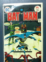BATMAN #263 Riddler on the Move May 75 Fine Lt wear, ow very clean