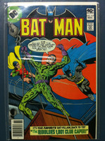 BATMAN #317 The Riddler's 1001 Clue Caper Nov 79 Very Good to Fine Wear on cover, ow very clean