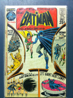 BATMAN #228 Deadly Traps (Giant - 64 pgs) Feb 71 Very Good Wear on cover, contents fine
