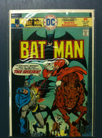 BATMAN #268 Murder Masquerade Oct 75 Very Good Wear and creasing on cover, contents fine