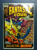 Fantastic Four #122 Galactus Unleashed May 72 Very Good