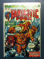 Fantastic Four #146 Doomsday: 200 Degrees Below May 74 Fine