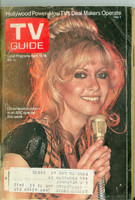 1980 TV Guide Apr 12 Olivia Newton-John Northern Wisconsin edition Very Good  [Wear and creasing on covers; contents fine]