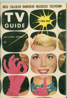 1957 TV Guide Dec 7 Dinah Shore Pittsburgh edition Very Good to Excellent - No Mailing Label  [Wear and creasing on cboth covers, contents fine]