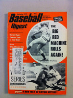 1972 Baseball Digest October World Series (from the Red Schoendienst Collection) Very Good to Excellent