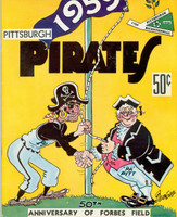 1959 Pirates Yearbook Excellent Lt cover wear