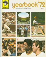 1972 Pirates Yearbook Near-Mint