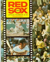 1973 Red Sox Yearbook Revised Near-Mint Light wear on cover, ow clean