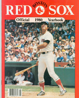1980 Red Sox Yearbook Near-Mint to Mint Very light wear on cover, ow very clean