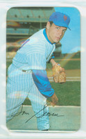 1970 Topps Baseball Supers 5 Tom Seaver New York Mets Very Good to Excellent