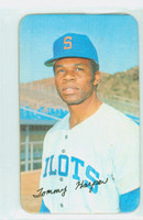1970 Topps Baseball Supers 9 Tommy Harper Good to Very Good