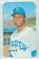 1970 Topps Baseball Supers 9 Tommy Harper Excellent to Mint