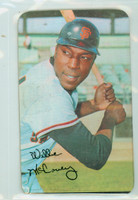 1970 Topps Baseball Supers 13 Willie McCovey San Francisco Giants Very Good