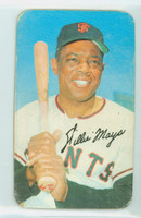 1970 Topps Baseball Supers 18 Willie Mays Good to Very Good