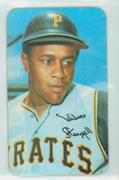 1970 Topps Baseball Supers 19 Willie Stargell Excellent