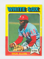 1975 Topps Mini Baseball 400 Dick Allen Chicago White Sox Excellent