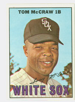 1967 Topps Baseball 29 Tommy McCraw Chicago White Sox Near-Mint