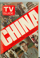 1973 TV Guide Jan 13 China Eastern New England edition Excellent to Mint - No Mailing Label  [Lt toning on cover; contents fine]