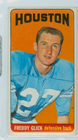 1965 Topps Football 76 Freddy Glick Houston Oilers Excellent