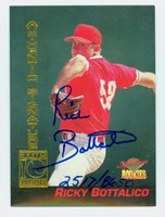 Ricky Bottalico AUTOGRAPH 1994 Signature Phillies CERTIFIED 