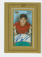 Ryan Wagner AUTOGRAPH 2003 Topps T205 Gold Border Reds CERTIFIED   [SKU:WagnR13748_T03T05ce]