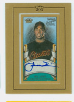 Jerome Williams AUTOGRAPH 2003 Topps T205 Gold Border Giants CERTIFIED 