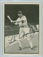 Luke Appling AUTOGRAPH d.91 TCMA The War Years White Sox 