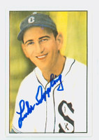Luke Appling AUTOGRAPH d.91 1982-83 Diamond Classics White Sox 