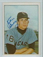 Ken Berry AUTOGRAPH 1978 TCMA The Sixties White Sox 