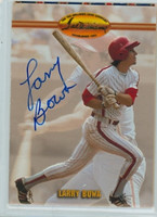 Larry Bowa AUTOGRAPH Ted Williams Phillies   [SKU:BowaL432_TEDWLR]