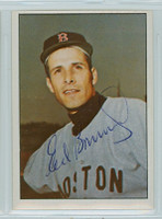 Eddie Bressoud AUTOGRAPH 1978 TCMA The Sixties Red Sox 