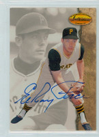 Roy Face AUTOGRAPH Ted Williams Pirates   [SKU:FaceR1218_TEDW]