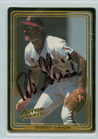 Bob Grich AUTOGRAPH Action Packed Angels   [SKU:GricB1183_APACK]