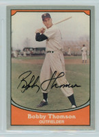 Bobby Thomson AUTOGRAPH d.10 1990 Pacific Legends Giants   [SKU:ThomB243_PAC90BBND]