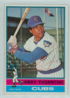 Andre Thornton AUTOGRAPH 1976 Topps #26 Cubs   [SKU:ThorA6326_T76BBLRjl]