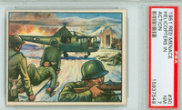1951 Red Menace 30 Helicopters In Action PSA 7 Near Mint