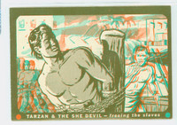 1953 Tarzan|She Devil 14 Freeing The Slaves Excellent to Excellent Plus