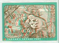 1953 Tarzan Savage Fury 46 Murder! Excellent to Mint