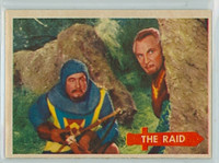 1957 Robin Hood 21 The Raid Excellent to Mint