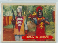 1957 Robin Hood 46 Robin in Armor Excellent to Mint
