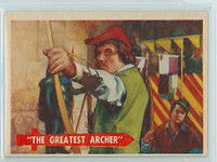 1957 Robin Hood 50 Greatest Archer Excellent