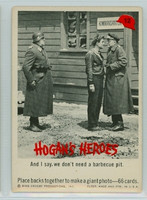1965 Hogans Heroes 12 Barbecue Pit Very Good