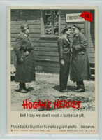 1965 Hogans Heroes 12 Barbecue Pit Very Good to Excellent