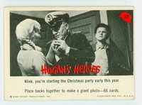 1965 Hogans Heroes 27 Xmas Party Very Good to Excellent