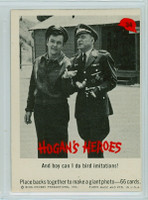 1965 Hogans Heroes 34 Bird Imitations Very Good to Excellent