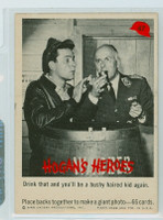 1965 Hogans Heroes 47 Bushy Hair Very Good to Excellent