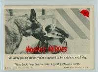 1965 Hogans Heroes 64 Watch Dog Very Good to Excellent