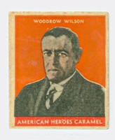 1932 Presidents 27 Woodrow Wilson Very Good to Excellent